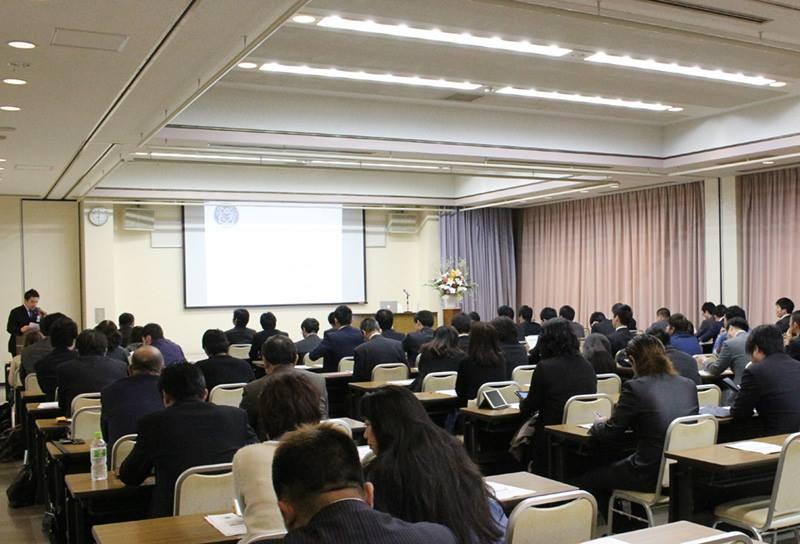 日本銀行那覇支店 支店長 蒲原 為善 氏 講演会「気になる沖縄の経済動向。これからのビジネスに求められるもの」